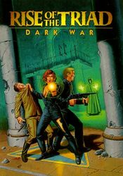 Jaquette Rise of the Triad : The Dark War