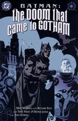 Couverture The Doom That Came to Gotham