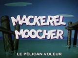 Affiche Le Pélican voleur