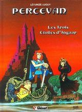 Couverture Les Trois Étoiles d'Ingaar - Percevan, tome 1