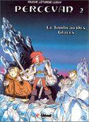 Couverture Le Tombeau des glaces - Percevan, tome 2