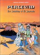 Couverture Le Sablier d'El Jerada - Percevan, tome 5