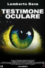 Affiche Testimone oculare