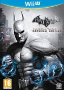 Jaquette Batman : Arkham City Armored Edition