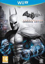 Jaquette Batman : Arkham City - Armored Edition