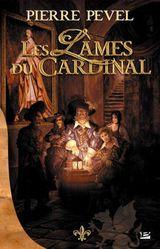 Couverture Les Lames du Cardinal, tome 1