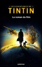 Couverture Les Aventures de Tintin - Le Roman du Film