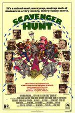 Affiche Scavenger Hunt