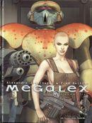 Couverture L'Anomalie - Megalex, tome 1