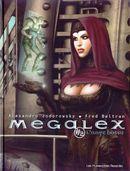 Couverture L'Ange bossu - Megalex, tome 2