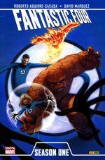 Couverture Fantastic Four : Season One