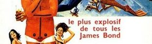Illustration James Bond - Pour le meilleur jusqu'au pire.