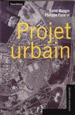 Couverture Projet urbain