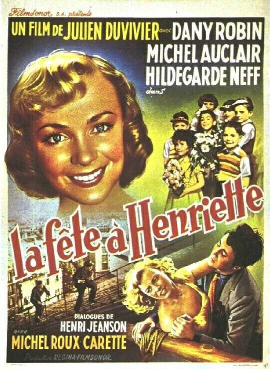 Votre dernier film visionné - Page 20 La_Fete_a_Henriette