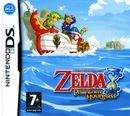 Jaquette The Legend of Zelda: Phantom Hourglass
