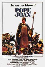 Affiche Jeanne, papesse du diable