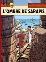 Couverture L'Ombre de Sarapis - Alix, tome 31