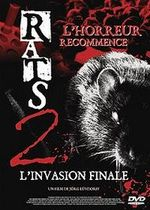 Affiche Rats 2 : L'Invasion finale