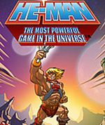 Jaquette He-Man : The Most Powerful Game in the Universe