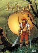 Couverture La Grande Traque - Lanfeust Odyssey, tome 4