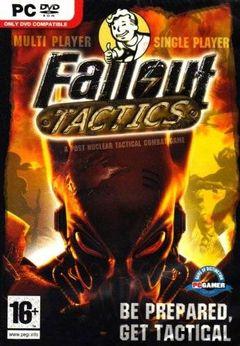 Jaquette Fallout Tactics