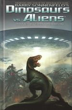 Couverture Dinosaurs vs. Aliens
