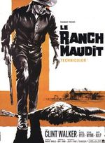 Affiche Le Ranch maudit