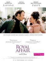 Affiche Royal Affair