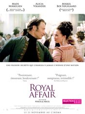 Affiche Royal Affair