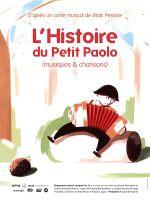 Affiche L'Histoire du petit Paolo