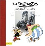 Couverture L'intégrale Uderzo, 1941-1951