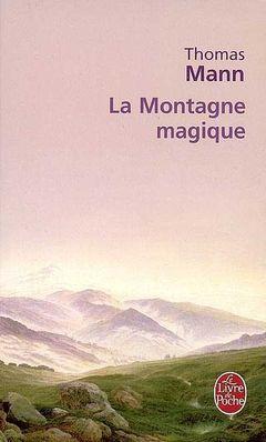Couverture La Montagne magique