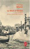 Couverture La Mort à Venise