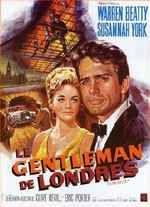 Affiche Le Gentleman de Londres