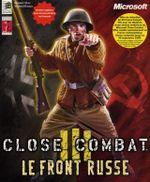 Jaquette Close Combat III : Le Front russe