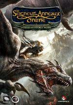 Jaquette Le Seigneur des Anneaux Online : Le Siège de la Forêt Noire