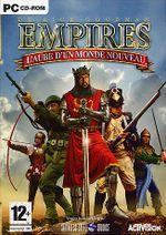 Jaquette Empires : L'Aube d'un monde nouveau