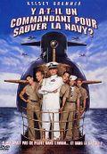 Affiche Y a-t-il un commandant pour sauver la Navy ?