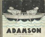 Couverture Adamson