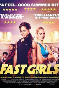Affiche Fast Girls