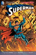 Couverture What Price Tomorrow ? - Superman (2011), tome 1