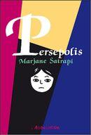 Couverture Persepolis : L'Intégrale
