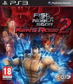 Jaquette Fist of the North Star : Ken's Rage 2