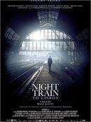 Affiche Night Train to Lisbon