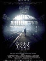 Affiche Train de nuit pour Lisbonne
