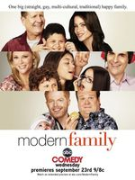 Affiche Modern Family