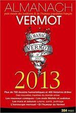 Couverture Almanach Vermot 2013