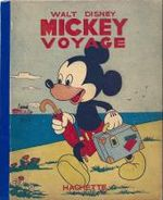 Couverture Mickey Voyage