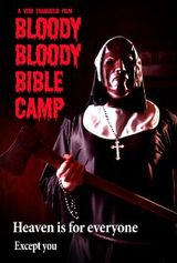 Affiche Bloody Bloody Bible Camp