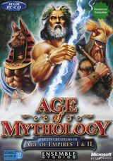 Jaquette Age of Mythology